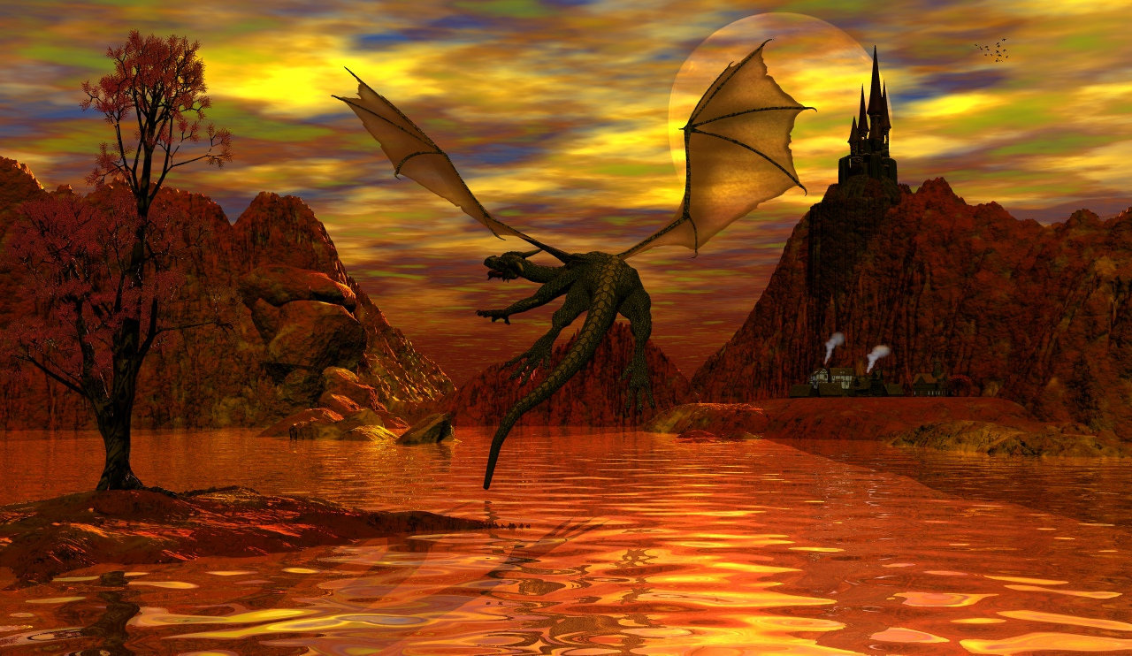 Der Flug des Drachen