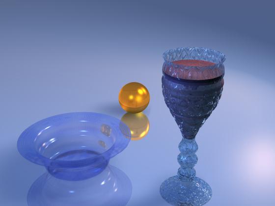Stillleben Glas mit Wein