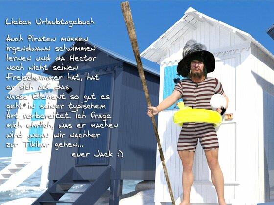 Urlaub bei Piraten ;)