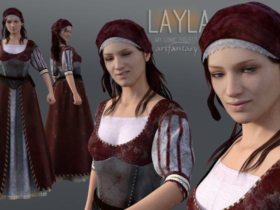 Lalya again...