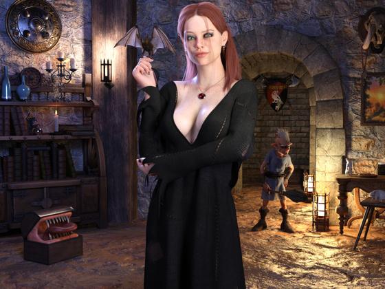 Die Hexe Sabrina