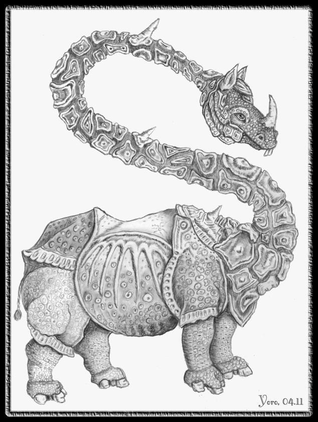 Crazy Rhino