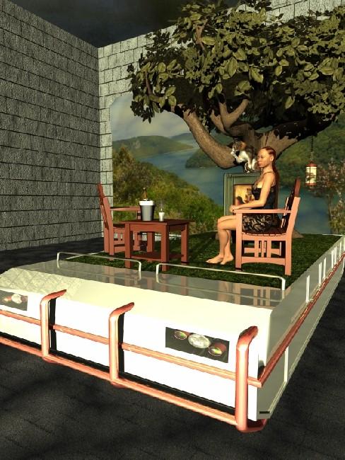 Mobile Paradise - Garden