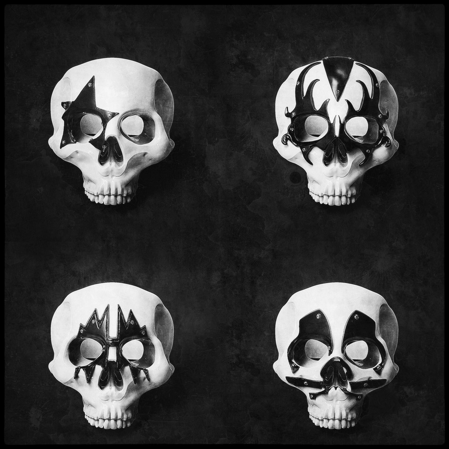 Kiss Skull Ring Fan Art Design von mir......