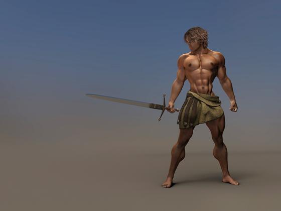 Sword-Warrior