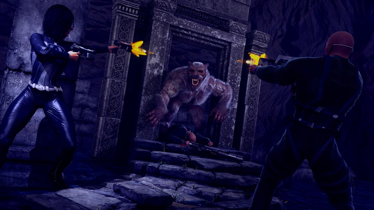 Underworld - Fighting William