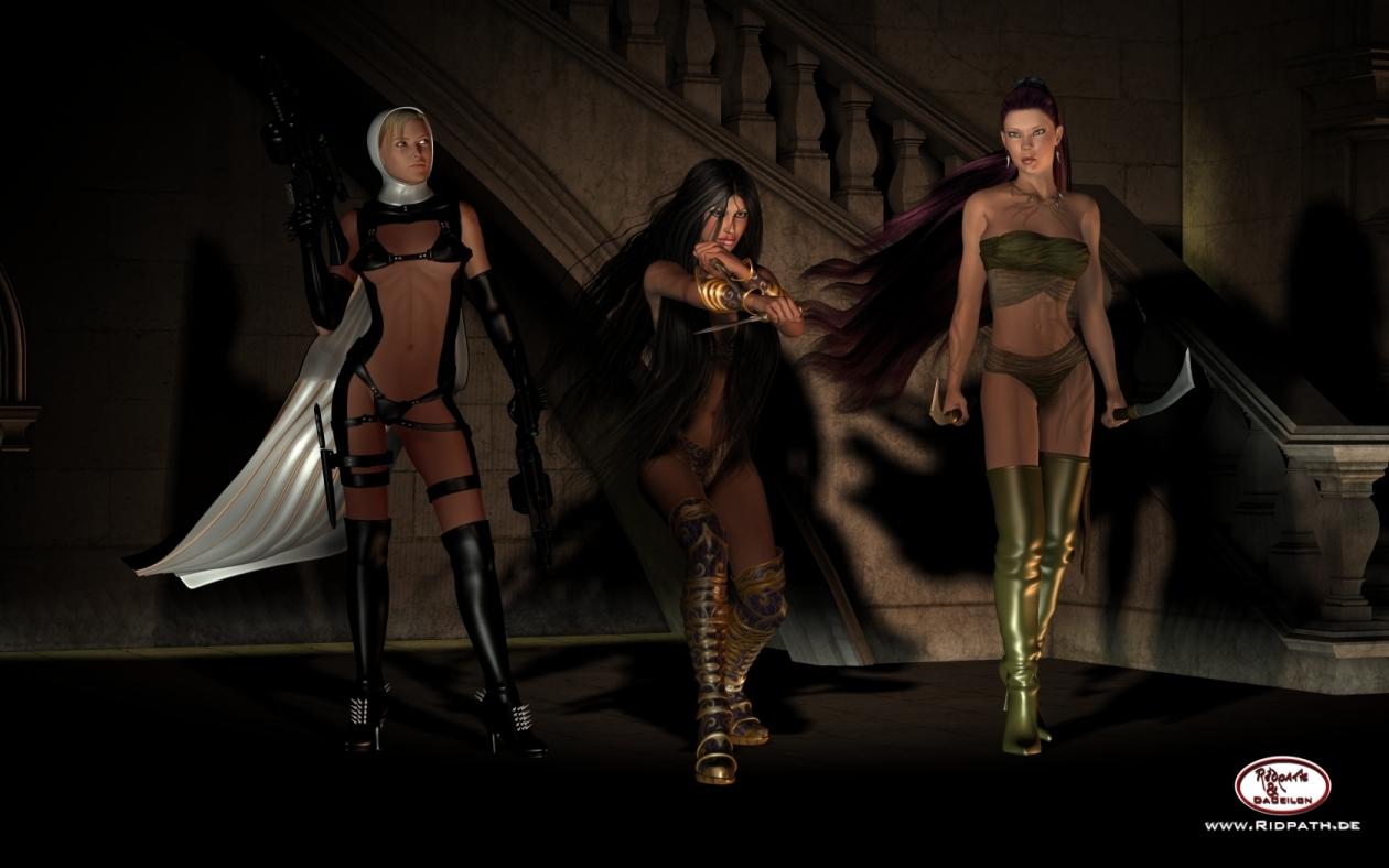 3 Assassins