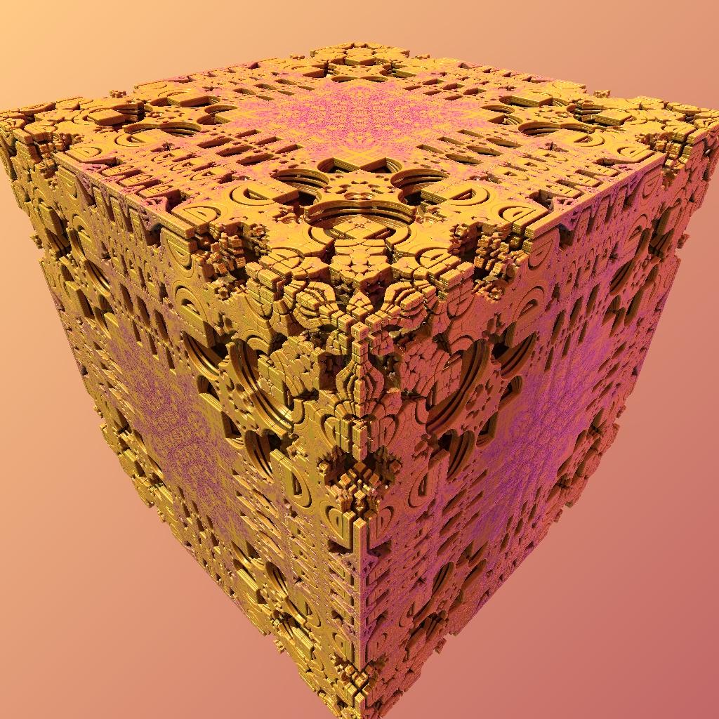 Fractale Mandelbox