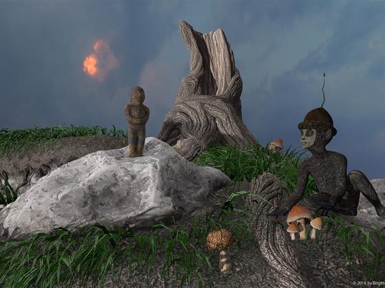 Magic Mushrooms ;-)
