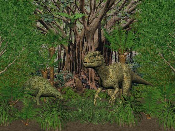 2021 9 Jurassic Island D