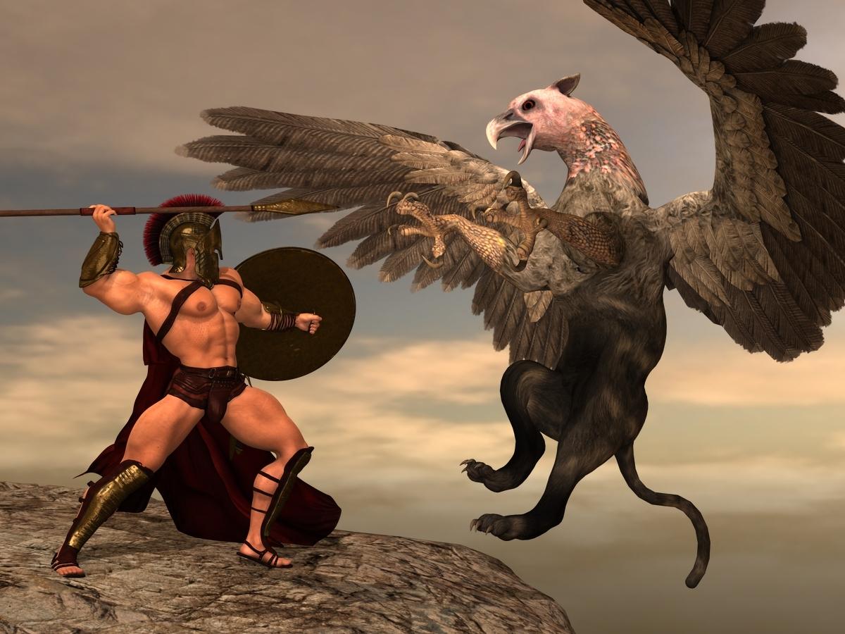 Spartan Griffinhunter