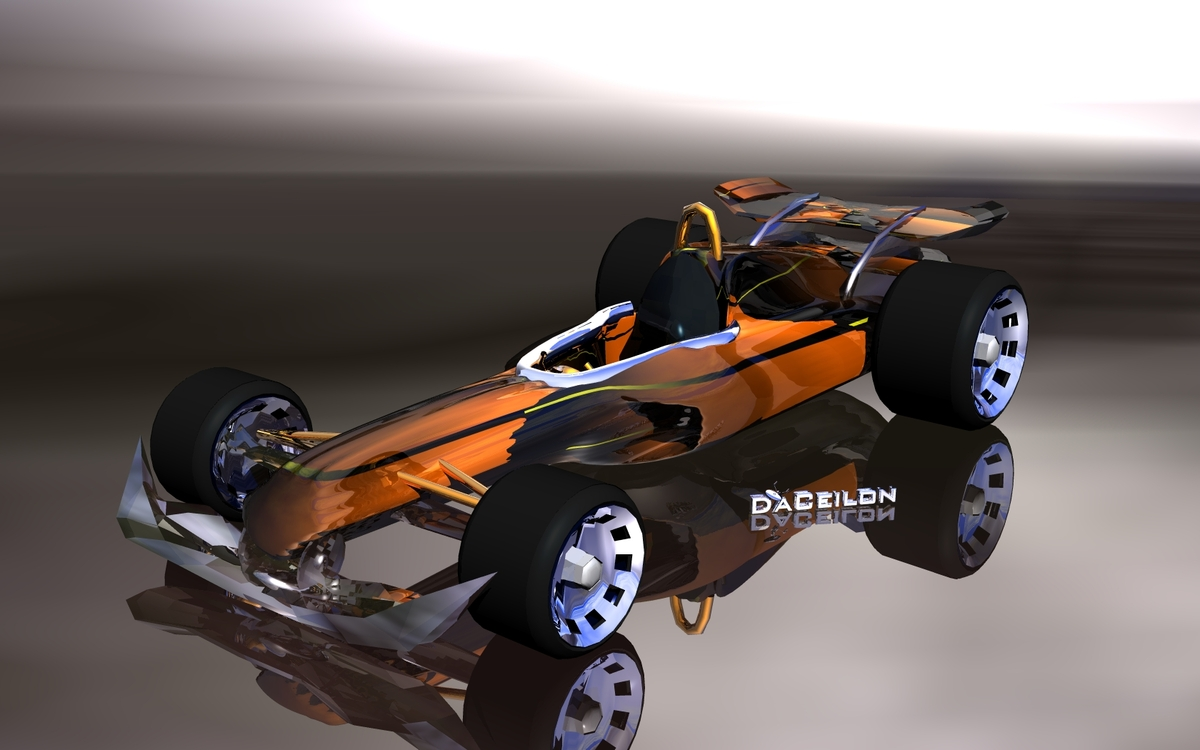 Rennwagen - Nicht ganz F1