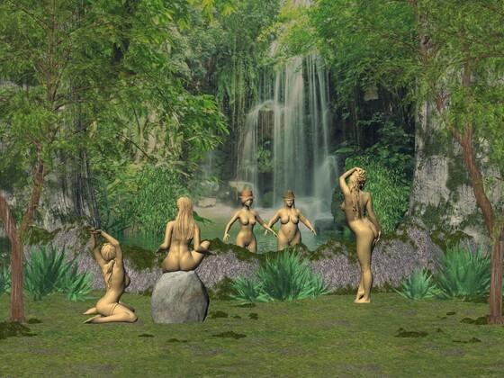 Ladys in Paradise C