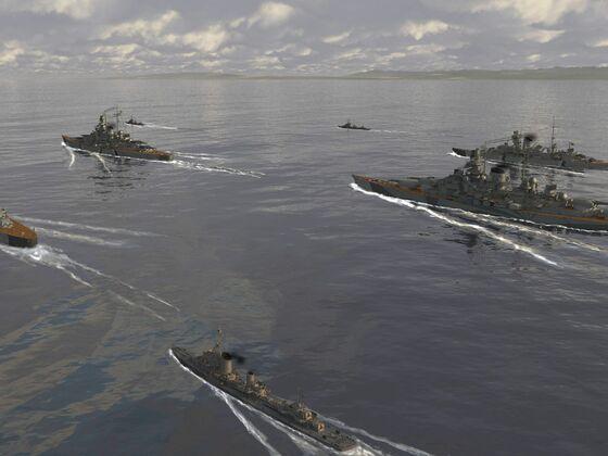 Wunschverband von Großadmiral Raider Chef der Reichkriegsmarine