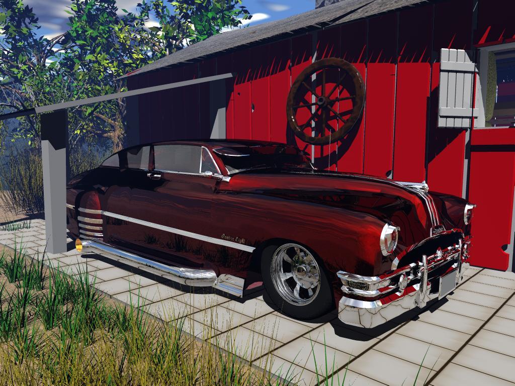 Pontiac eight Part 5