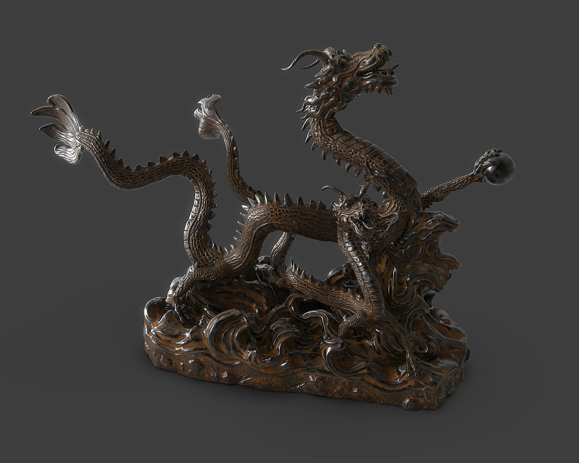 China Dragons