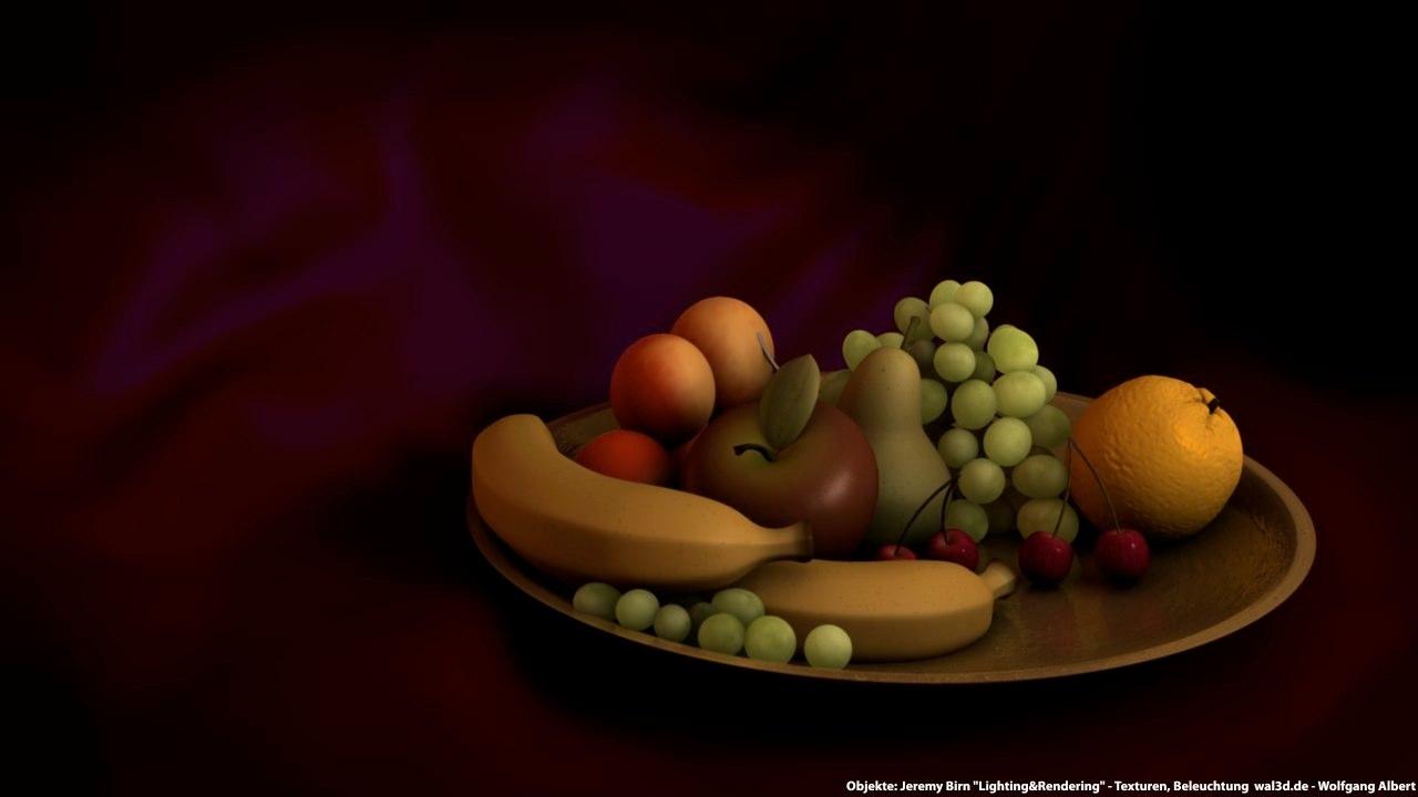 Obst-Schale