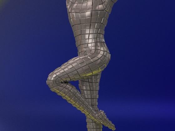 Cyborg-Ballett