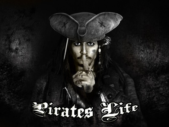 Pssst *  Pirates Aboard