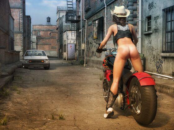 Safety First - Haette doch einen Helm nehmen sollen (Nudity/NSFW)