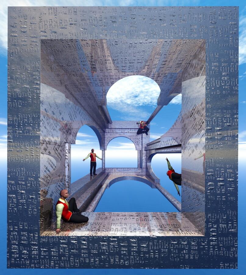 Escher Gewölbe
