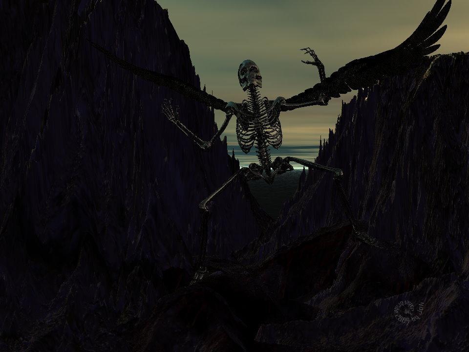 noch'n Skelett