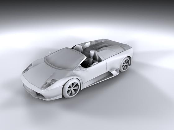 Lamborgini Murcielago LP640 Roadster