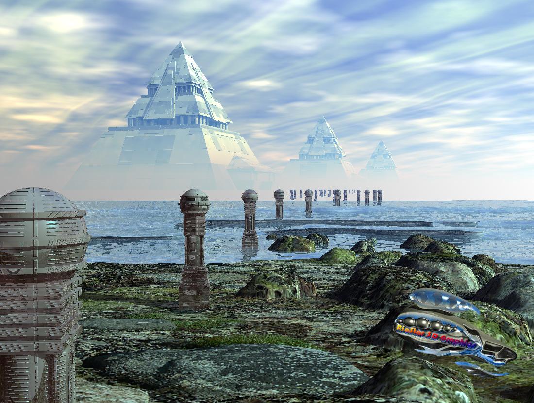 Pyramides dos Zilu