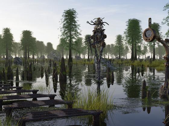 Agantus Swamp