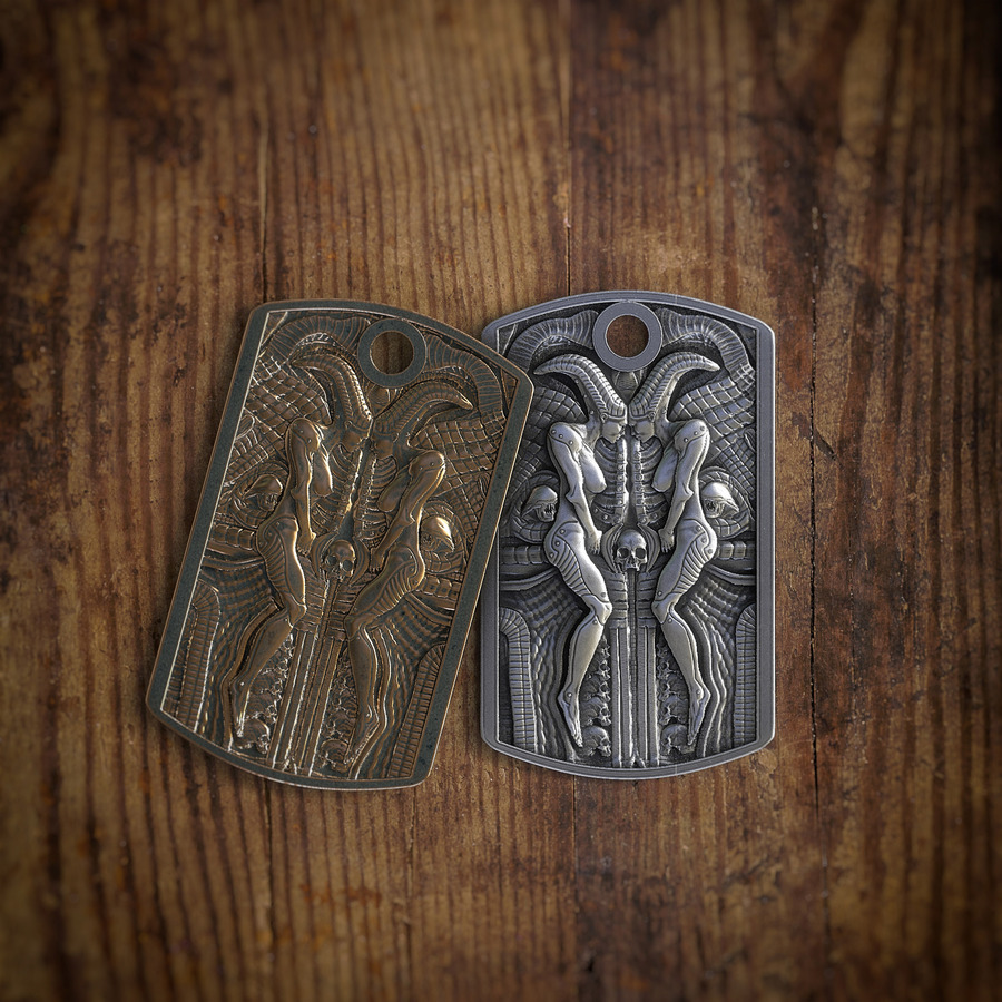 Twins Dogtag