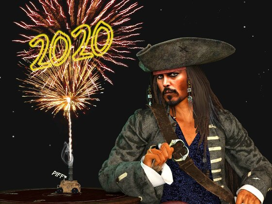 2020 kann kommen