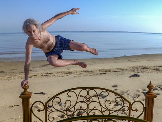 Die Senioren-Sportgruppe hat Urlaub :-)