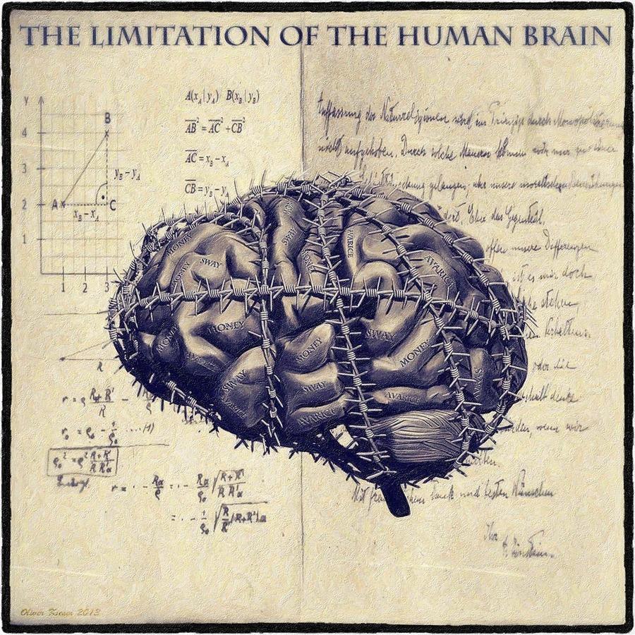 Limitation of the Human Brain