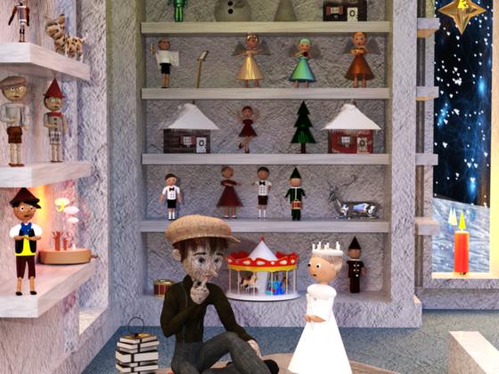 Puppenzimmer