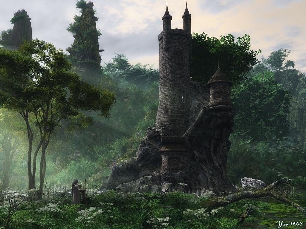 Die Heimkehr des alten Zauberers