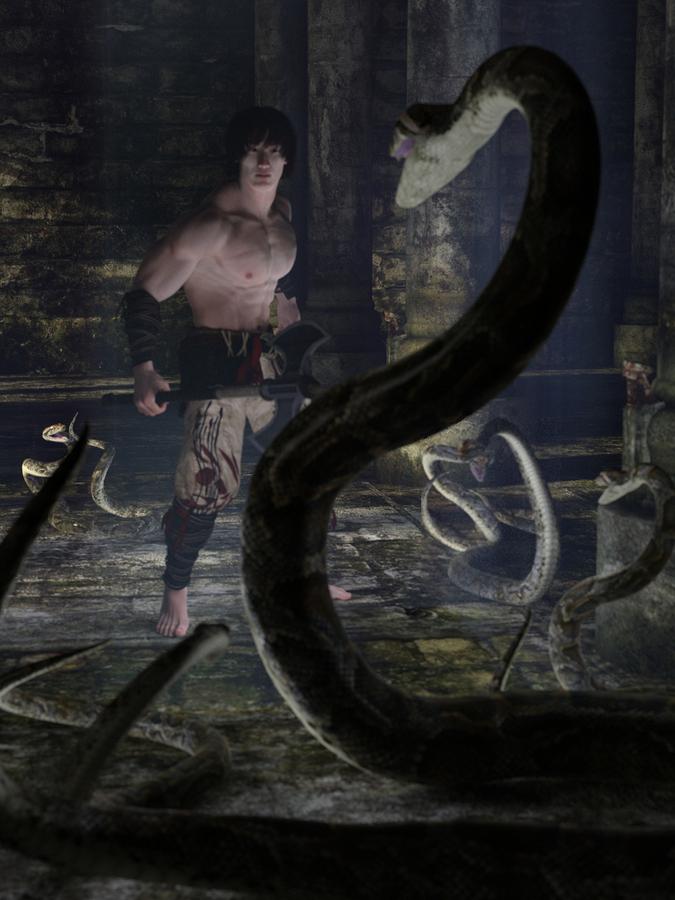 Evil Snakepit