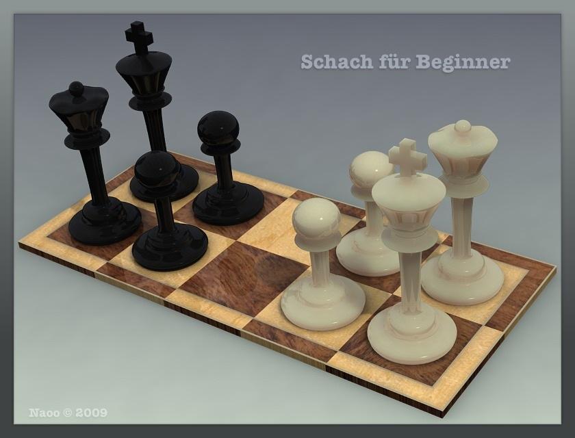 Schach für Beginner