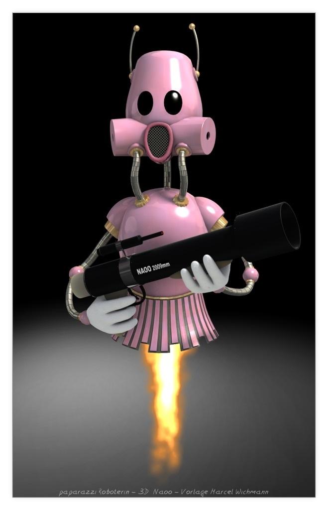 paparazzi Roboterin