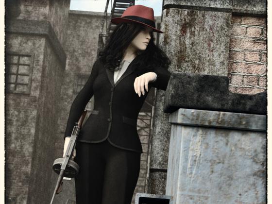 SSR Agent Peggy Carter