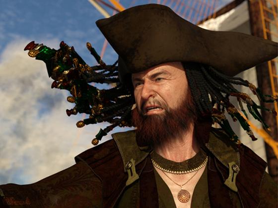 Piraten im Vergleich...