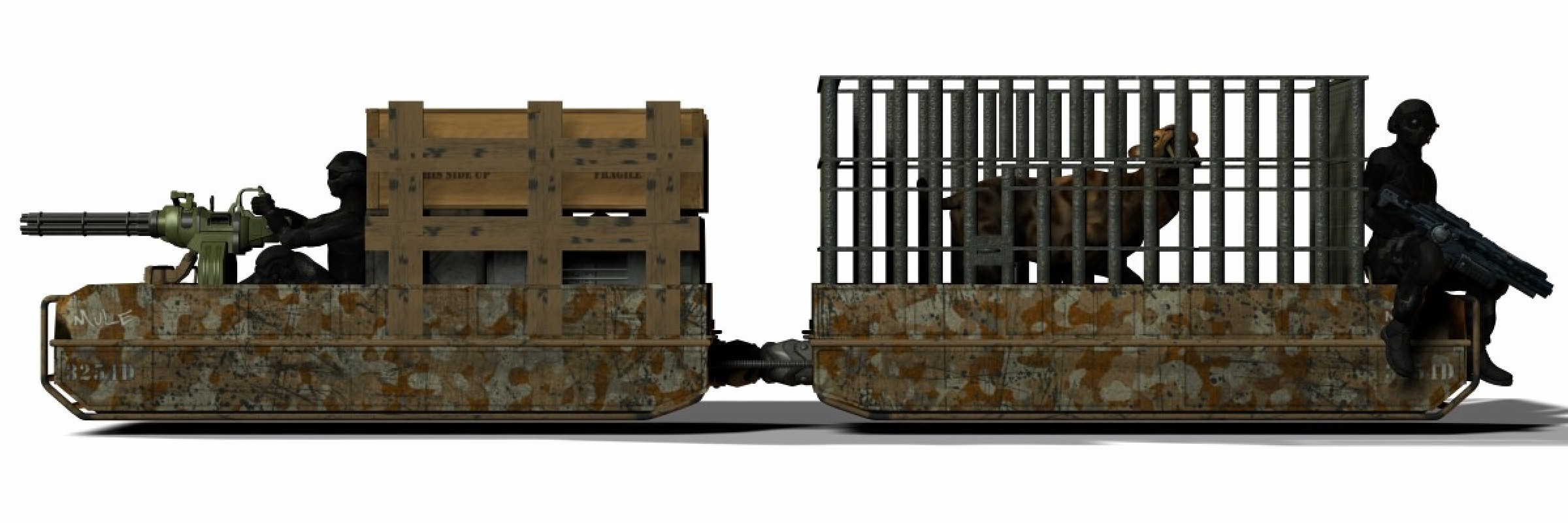 A-Train - Animal
