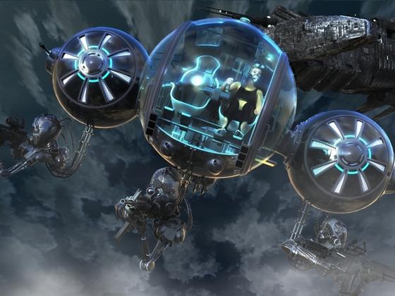 Invasion Vega System IV