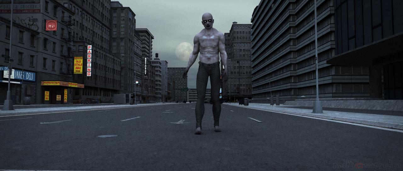 Dead City - Frame 077 - Carrara 8 pro