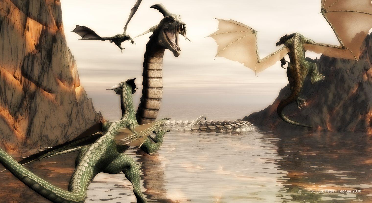 Kampf der Giganten