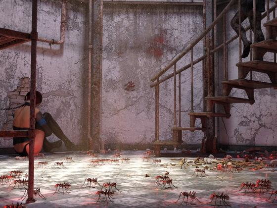 Die meist lieben Ant-Bots passen immer schön auf ....