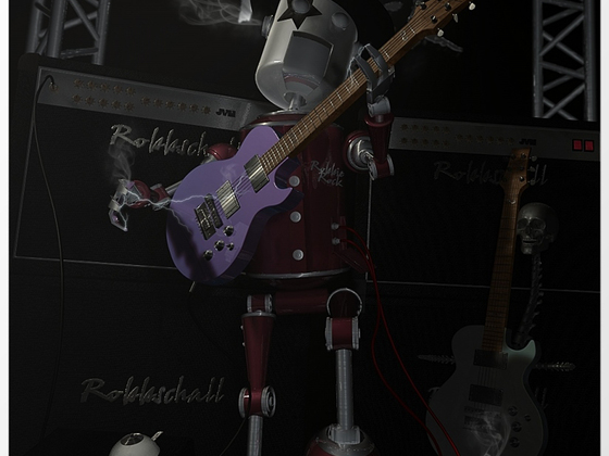 Robbie Rockstar