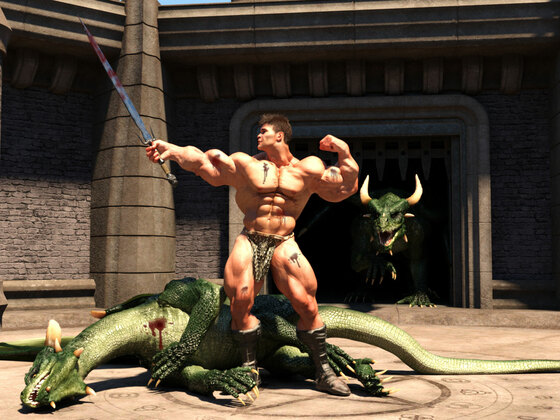 Dragonfights