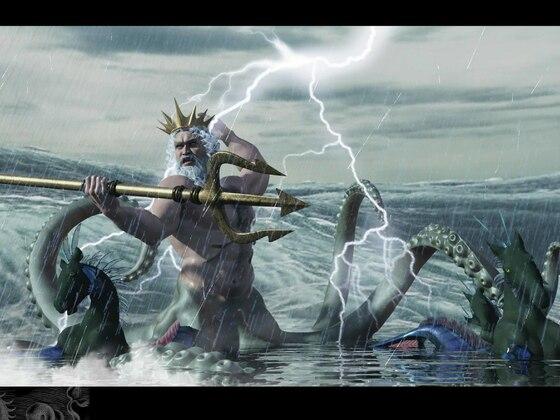 König  Poseidon
