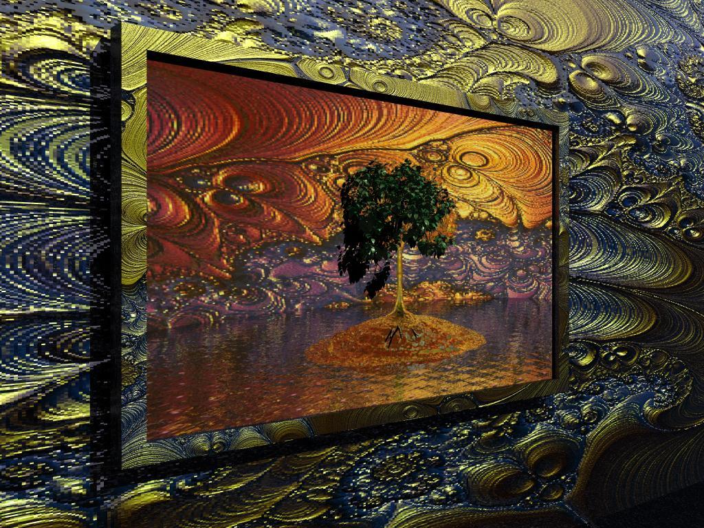 Der Baum im Bild
