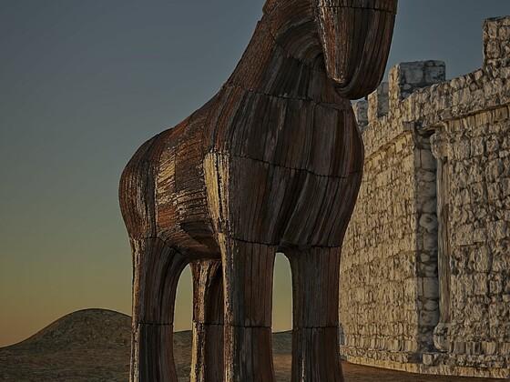 Trojanisches Pferd 2